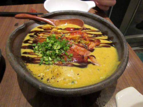 南瓜チキンカレー煮