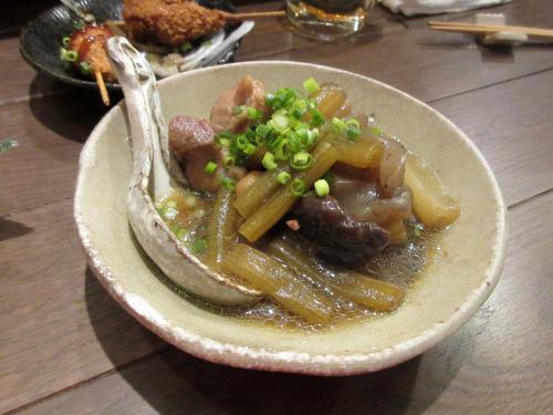 ふきと根菜煮