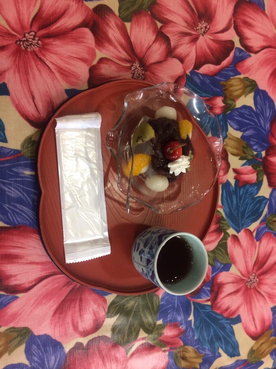 2019710ふれあい喫茶