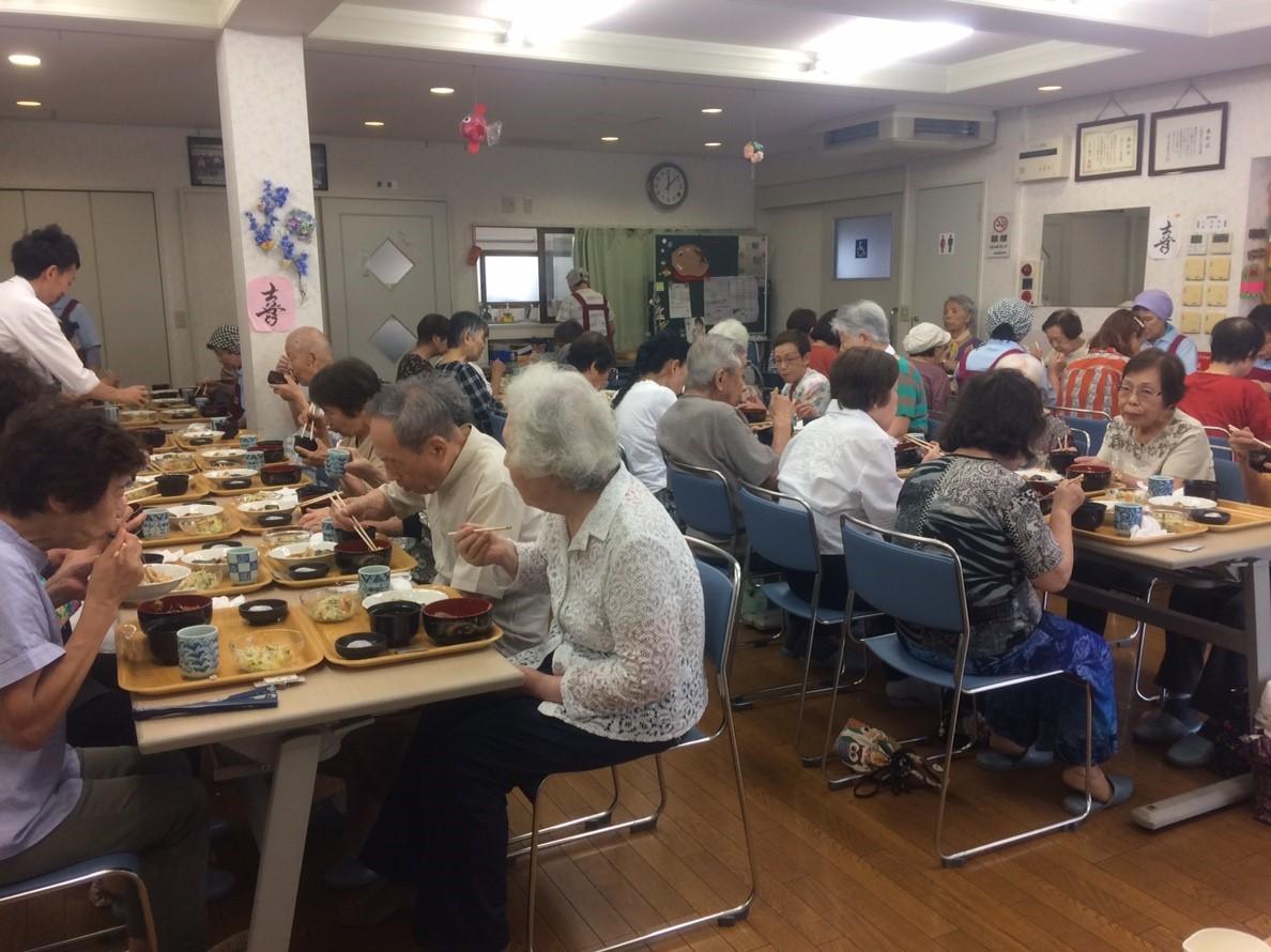 7月食事サービス (2)