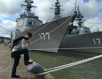 自衛艦 popai