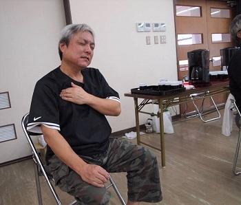 8月24日 藤原さん