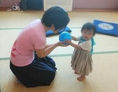8月24日 くみちゃん&赤ちゃん mini