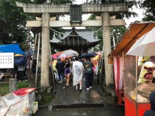 2019_登戸稲荷神社の夏祭り_01