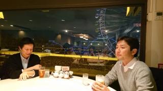 よみうりランド食事会_4