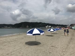 逗子海水浴場_2