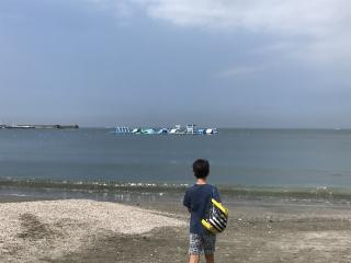逗子海水浴場_3