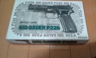 SIG SAUER P226(box)