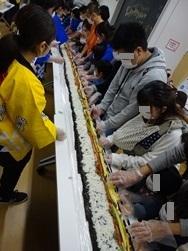 巻き込み寿司1-1