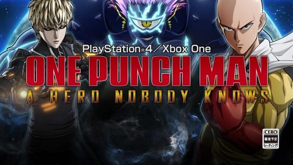 【速報】『ワンパンマン』が格闘ゲーム化決定、PS4とXBOXoneで発売! ゲームバランスどうすんのこれwwww