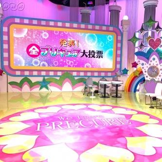 NHK『全プリキュア大投票』結果発表されるが上位作品しか紹介されず! 1位は・・・知ってた