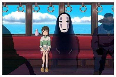 宮崎駿「カオナシは周りにいっぱいいる。誰かとくっつきたいけど自分がない、すぐ周りに流される人間を描いた」