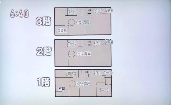 【京アニ放火事件】「らせん階段」「仕切りがない」デザイン重視の建築構造が被害拡大の原因か・・・逃げる場所はトイレが正解だった?
