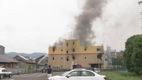 【京アニ放火事件】行方不明者が約20人、現場には刃物のようなものが複数落ちていたと報道! 双葉ちゃんに犯行予告?っぽいスレが・・・