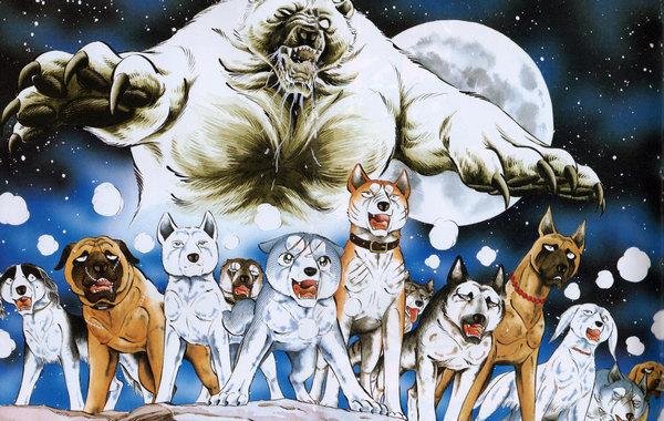 【動画】漫画「銀牙-流れ星銀-」みたいなヤバイ世界が日本の公園にあると話題に