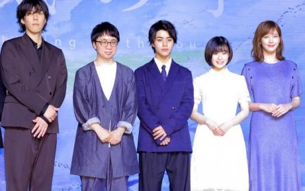 【爆笑】新海誠監督、本田翼の演技に苦言を呈していた