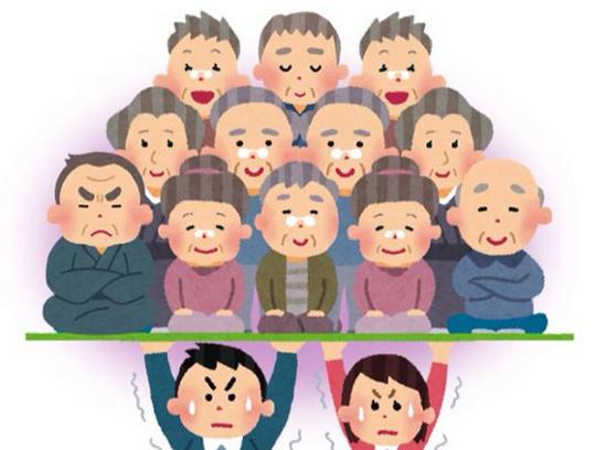 【悲報】海外の間で「日本は90歳でもコンビニバイトしなきゃ生きていけない後進国」との動画が拡散される