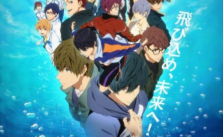 京アニ制作「Free!」劇場版の続報が公開中止に・・・他の制作中アニメは・・・・