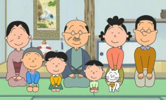 アニメ「サザエさん」放送開始50周年記念でSPアニメ&実写版ドラマ制作決定 サザエさん