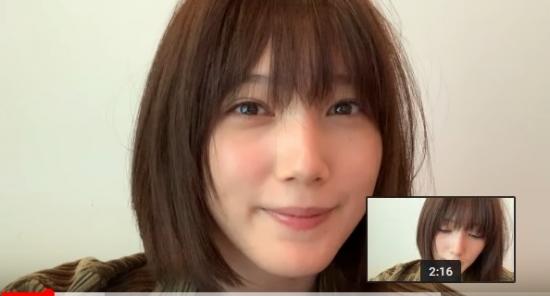 本田翼さん、Youtubeに顔出し投稿して一瞬で40万再生。他の一般女youtuerに格の違いをみせつける