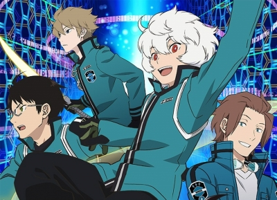 TVアニメ『ワールドトリガー』新シーズン制作決定、テレビ朝日にて放送! ジャンプアニメは続編やりまくりや