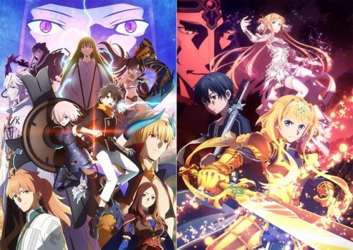 2019年秋アニメで一番良かったと思う作品は? ⇒ 3位「FGO バビロニア」、2位「SAO」、1位は…