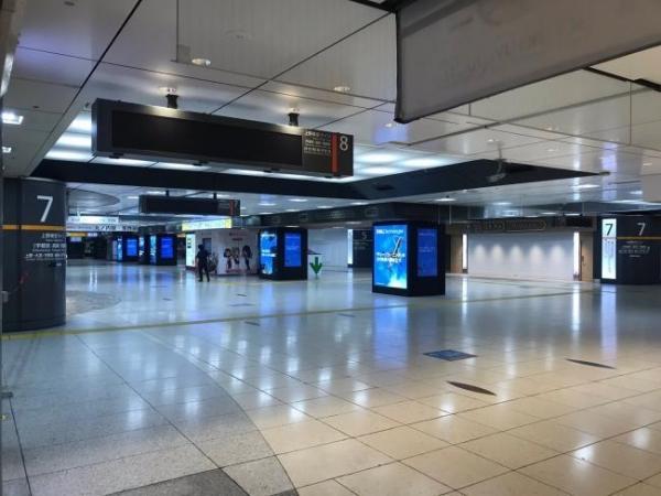 新宿駅と東京駅の現在の様子が素晴らしい!! ずっとこのままでいろ!!!