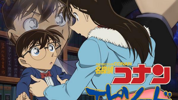 アニメ「夏休みにママが子供に見せたい番組」ベスト3 ⇒ 2位コナン、3位クレしん