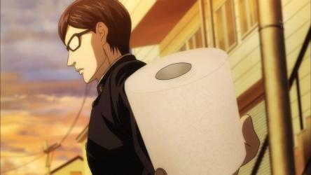 【悲報】ラブライブさん、トイレットペーパーを公開してしまう