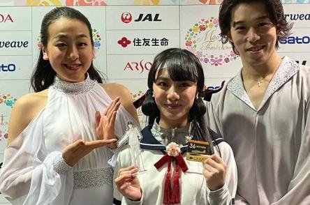 【朗報】フィギュアスケート選手・浅田真央ちゃん、『艦これ』を知っていた!! 艦これは知名度高いな