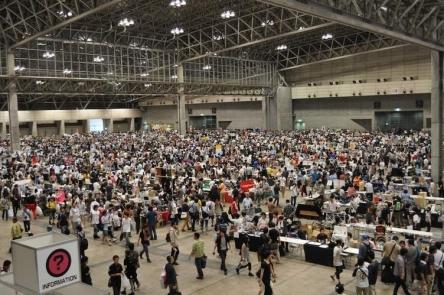 【悲報】中国人(武漢民)のヲタクさん、ワンフェス(フィギュア展示会)のためにあらゆる手段を使い来日しまくる