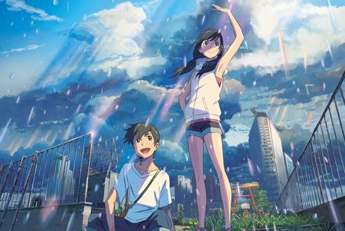 映画『天気の子』が興行収入60億円突破! この推移なら3週間後には100億いけるぞ!!!