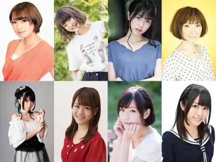 2019年夏アニメ、女性声優の出演本数ランキングが判明!! 1位はあの人!!