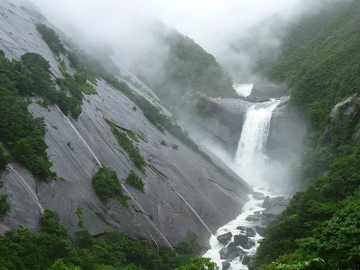 千尋の滝7月4日