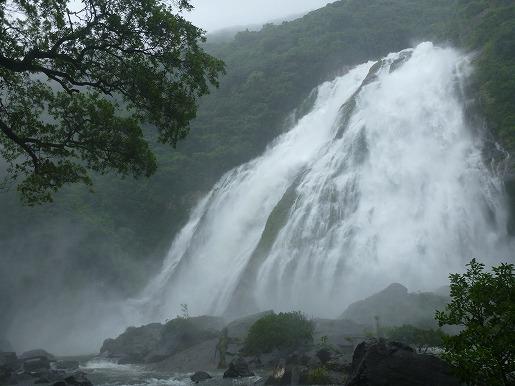 大川の滝 7月4日