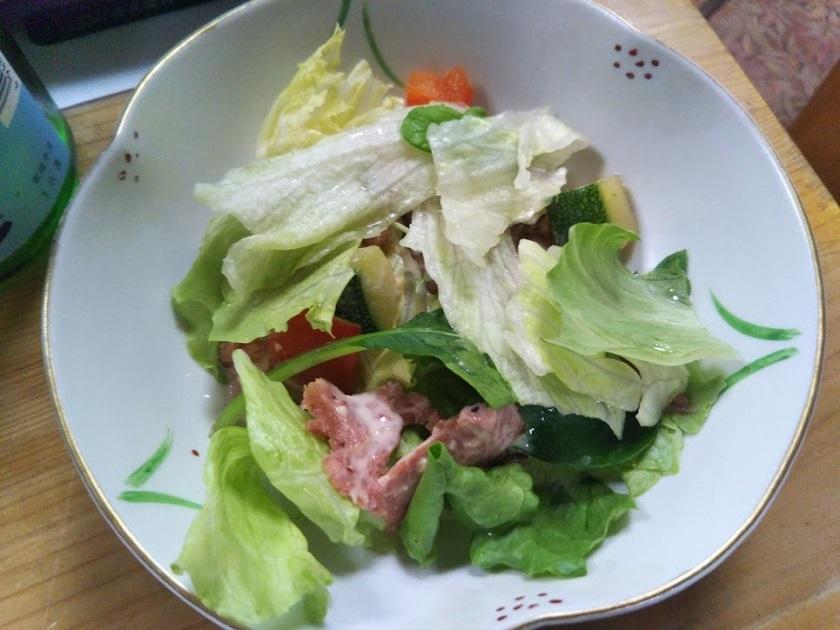 夕食 会席料理4