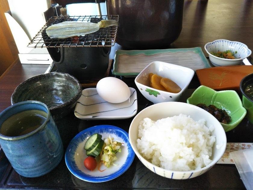 朝食 和定食