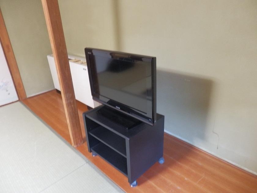 和室 液晶テレビ