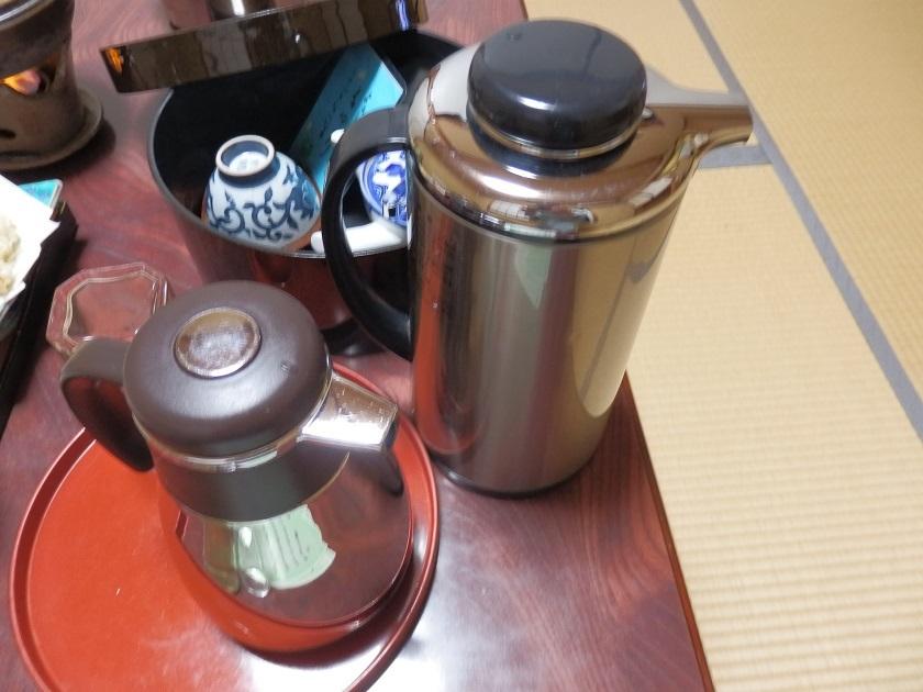 ポット、茶器