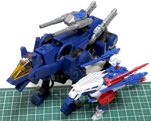 Zoids Ignition日誌